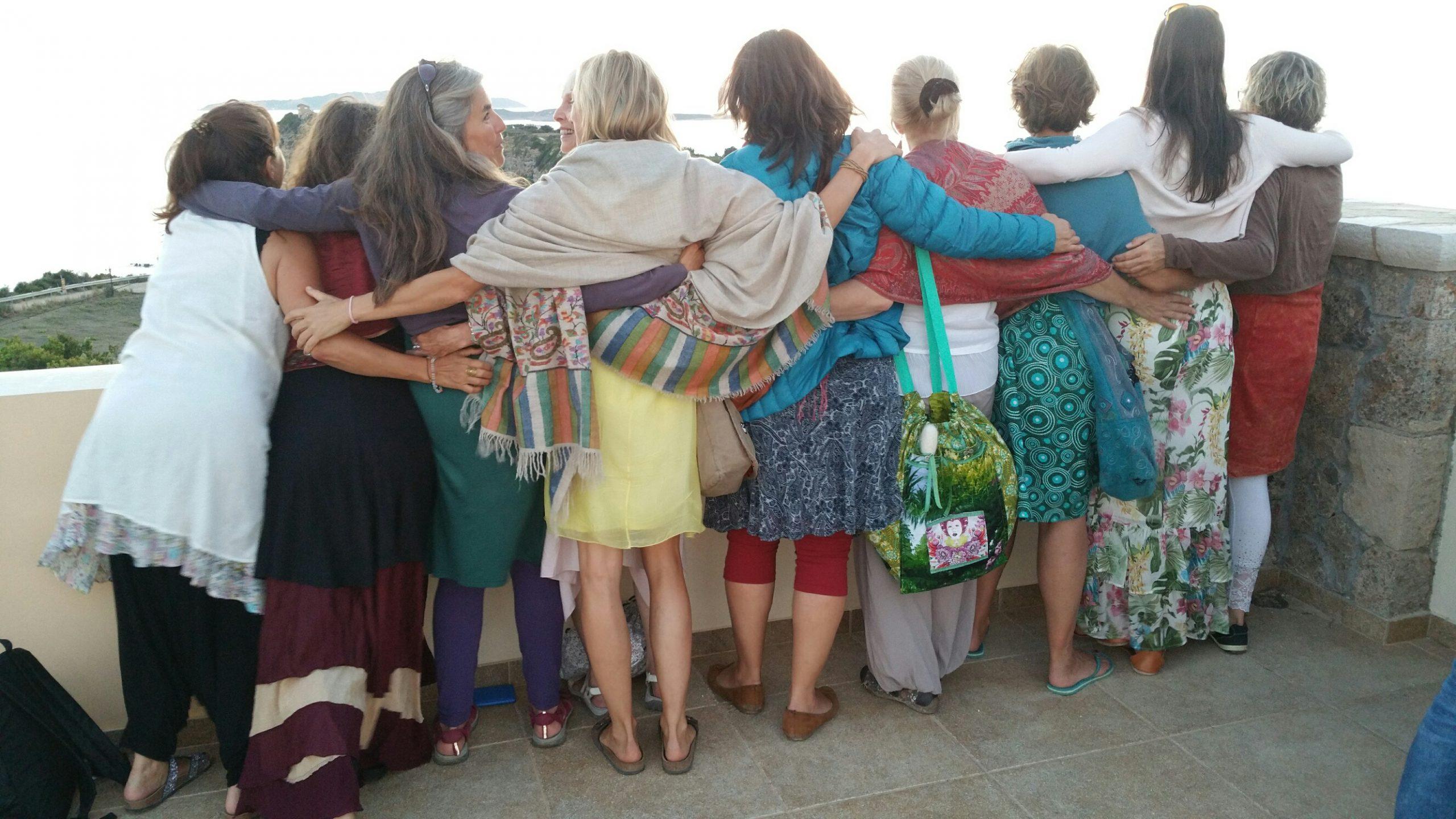 Frauentempelgruppe